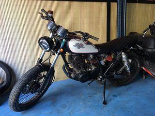 Yamaha sr 250 SOLO HOY