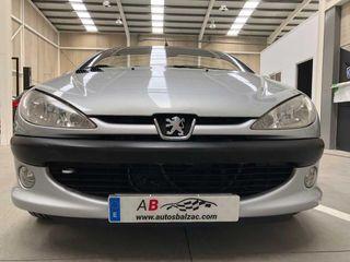 Peugeot 206 CC 2.0 16V 138cvs