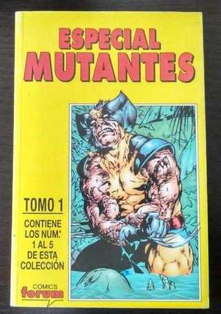 Especial Mutantes Tomo 1 - PATRULLA X - X-MEN