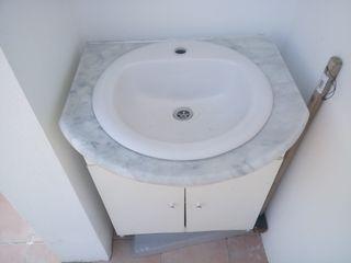 mueble de baño 60 cm completo