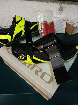 zapatillas de triatlon giro mele