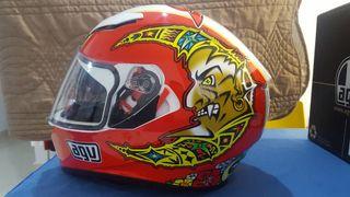 casco agv k3-sv vr imola98