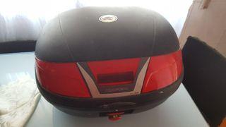 maletín moto