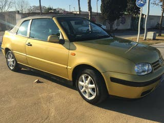 Volkswagen Golf Cabrio 1999