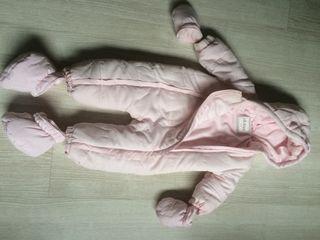 Buzo niña 3-6 meses DULCES rosa