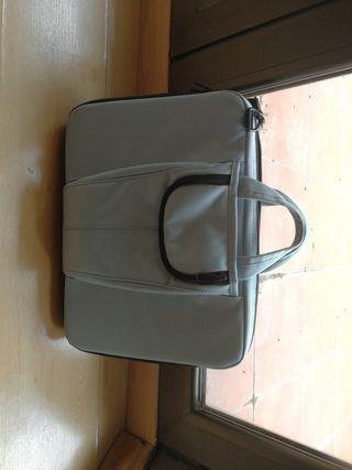 Funda ordenador portátil-maletín