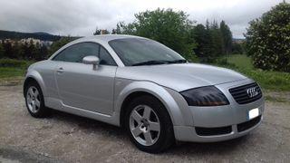 Audi TT 1.8 Turbo 180cv Quattro 6 velocidades