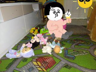 alfombra para niños