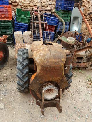 2 mulas mecanicas