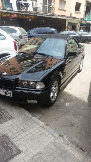 BMW 318 automatico interior cuero bien cuidado
