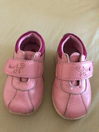 Zapatillas tenis bebé