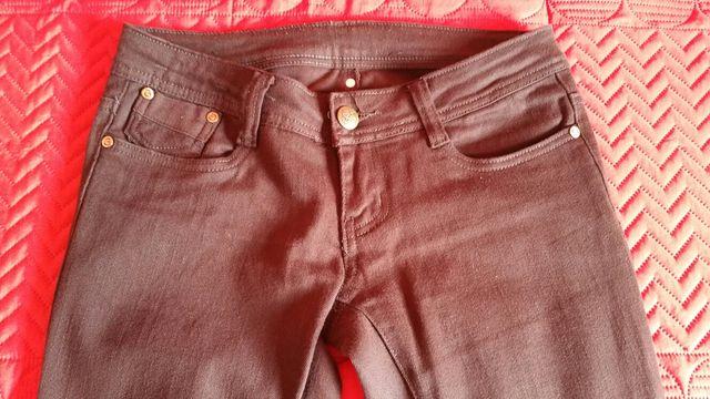 0a2572384 Pantalón marron chocolate mujer de segunda mano por 5 € en Málaga en ...
