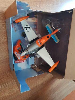 avion control remoto niños