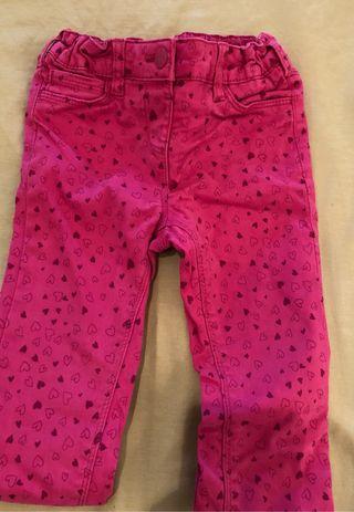 Pantalon tejano nuevo bebé