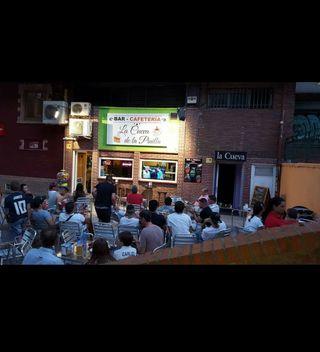 Un bar La cueva de la PINILLA