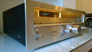 Pioneer TX-9800 Sintonizador Analógico Vintage