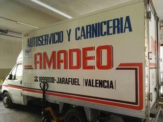 Ford camion frigorifico