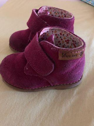 Zapatos botas Sfera bebé