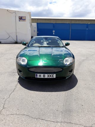 Jaguar Xk8 2006 matrícula inglés full service.