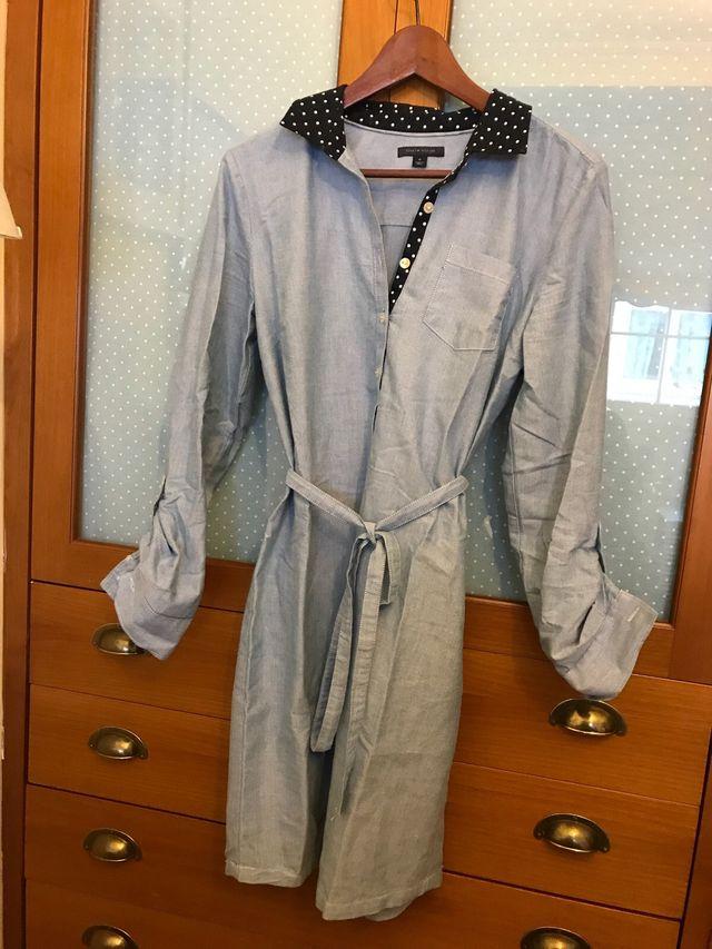 Vestido camisero Tommy Hilfilger