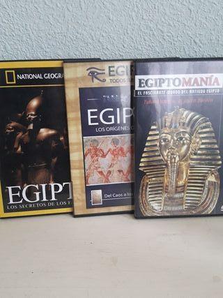 Documentales antiguo Egipto