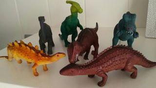 figuras dinosaurios