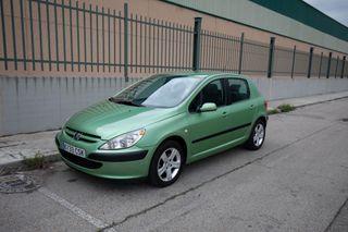 Peugeot 307 HDI 2.0 110CV MUY POCOS KMS Y GARANTIA