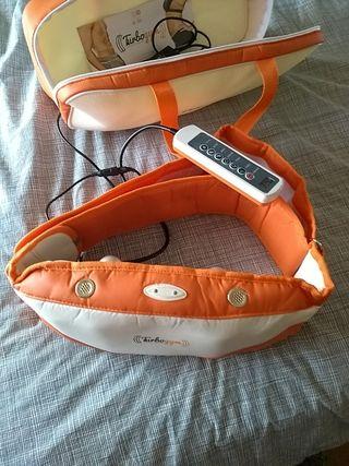 Cinturón de masaje