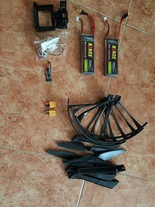 accesorios, bateria mjx bugs 3