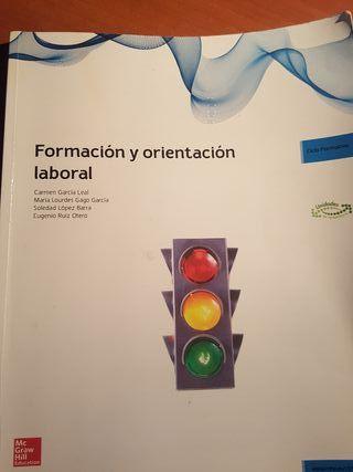 Libro Formación y orientación laboral. FOL