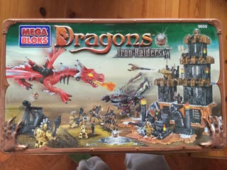 Dragons Iron Raiders Keep
