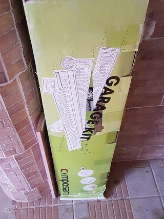 kit de desague para garage o cualquier sitio