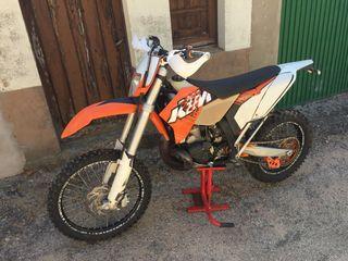 Ktm exc 300 2011