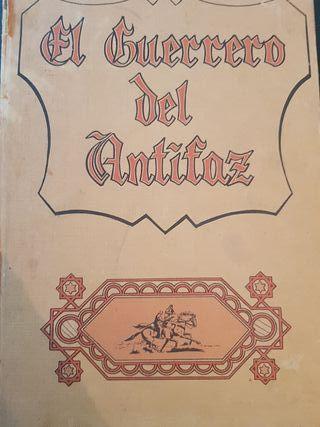 Libro guerrero del antifaz 1