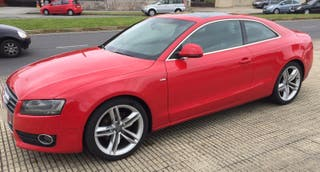Audi A5 2. 0 TFSI S-Line 180cv