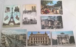 postales antiguas Paris