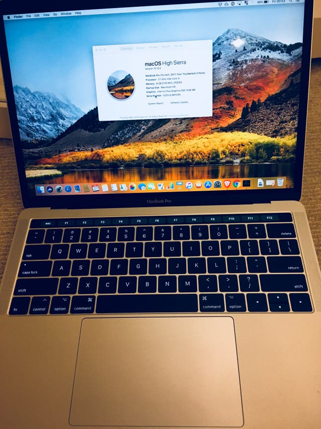 MacBook Pro 13"