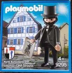 figura Lewis Strauss playmobil