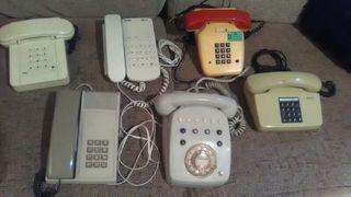 lote telefonos antiguos