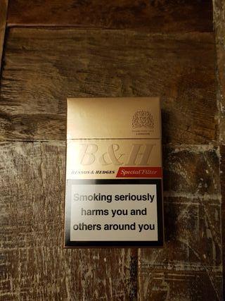 B&H Cigarettes