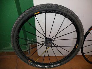 ruedas bicicleta btt
