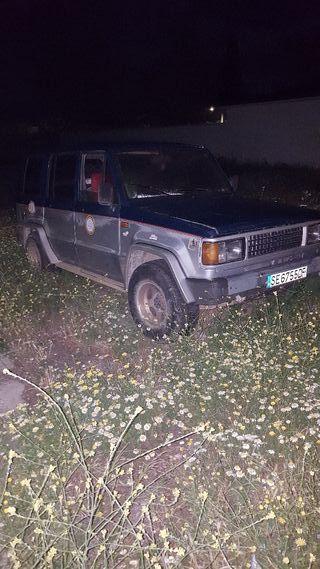 isuzu trooper de segunda mano en coches wallapop
