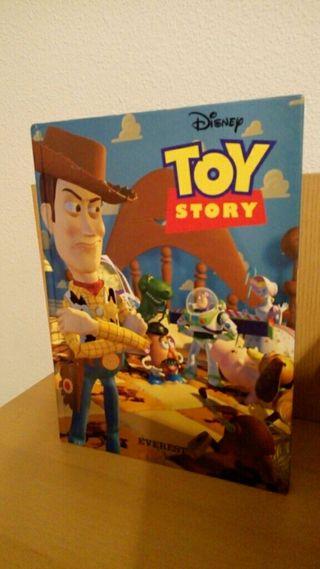 "Libro infantil ""Toy Story"""