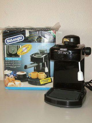 Cafetera eléctrica DELONGHI Mod. Parma