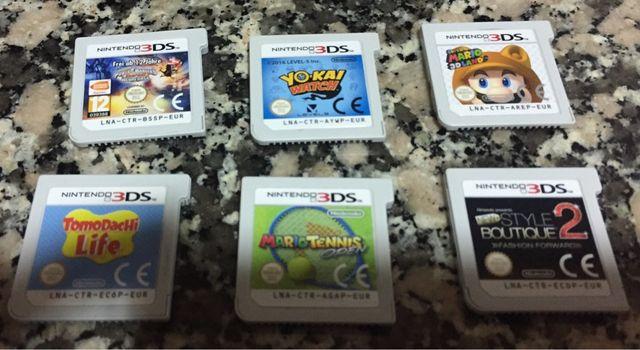 Juegos Nintendo 3ds Xl De Segunda Mano Por 15 En Vacarisses En