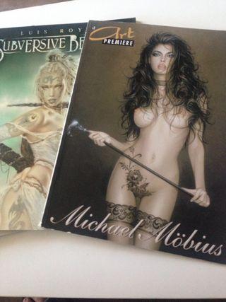 Manga,laminas,fotografias y postcards