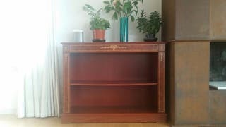 Mueble/estantería de madera alta calidad