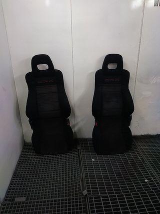 asientos honda crx