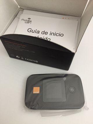 Dispositivo wifi portatil