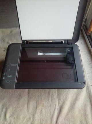 scaner Impresora HP